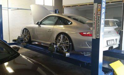 Service Porsche Perth