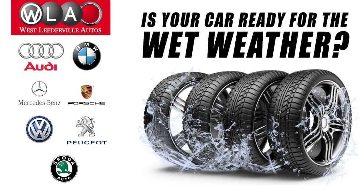 Tyres for Wet Roads West Leederville Autos