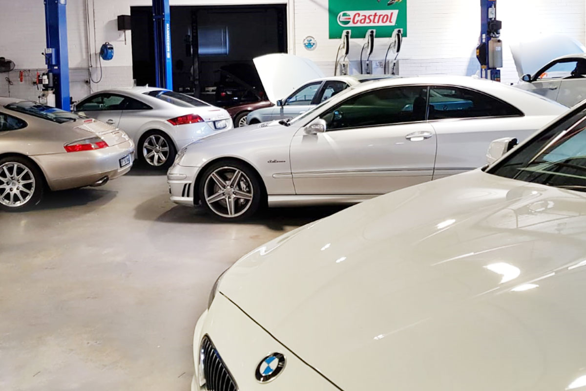 European Car Service Perth